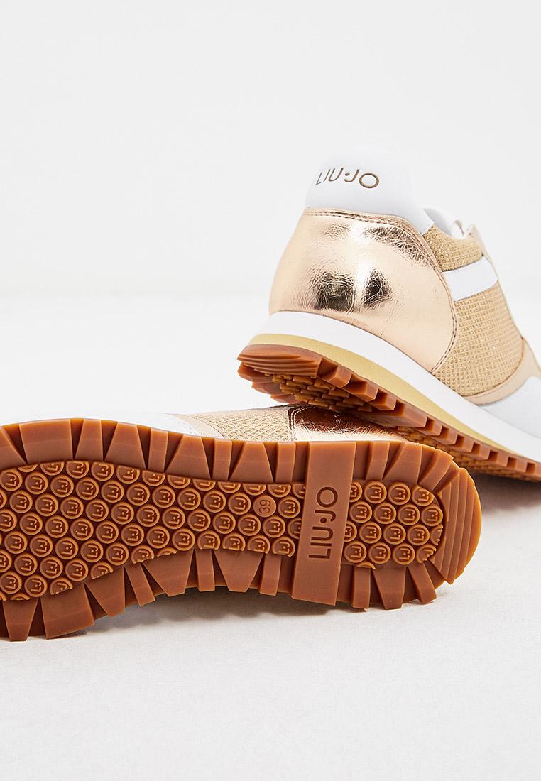 Женские кроссовки Liu Jo (Лиу Джо) 4LJ.LJ101622.T: изображение 3