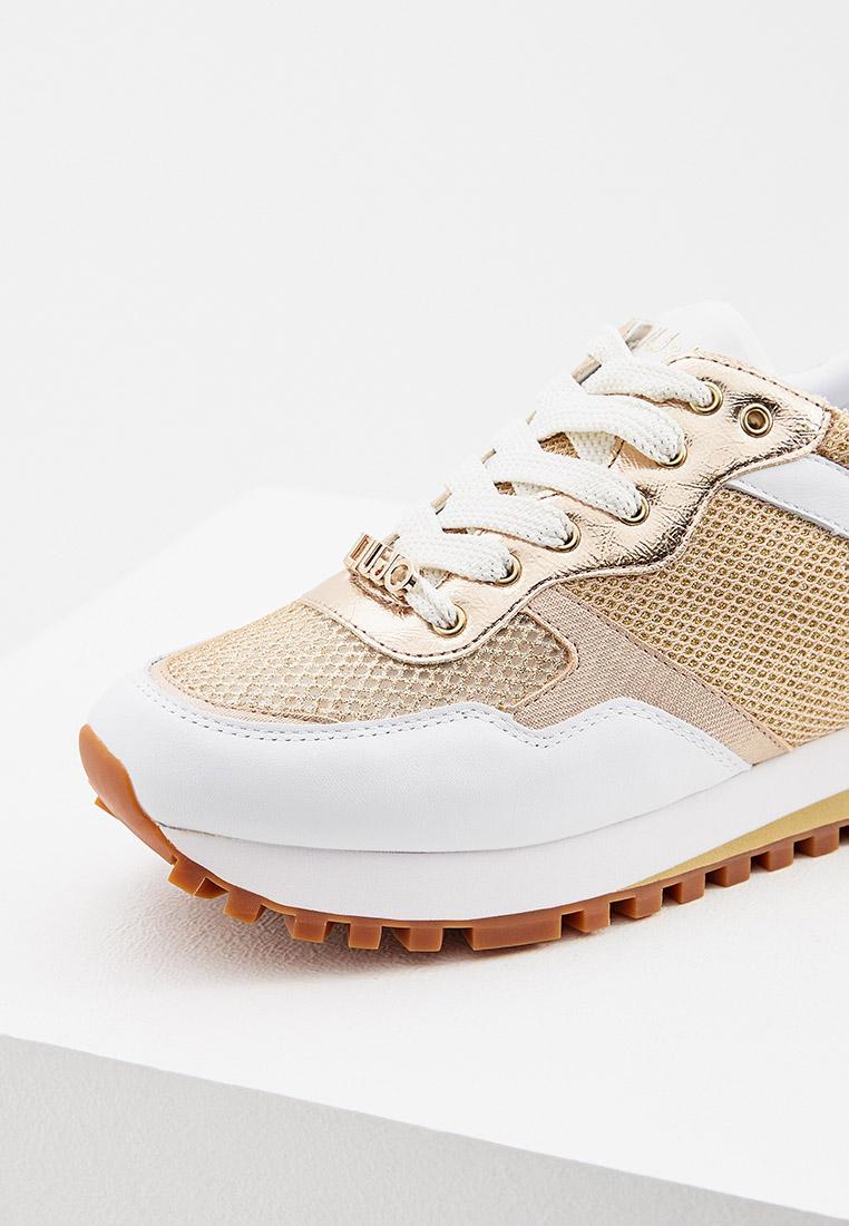 Женские кроссовки Liu Jo (Лиу Джо) 4LJ.LJ101622.T: изображение 4