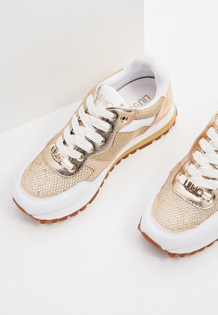 Женские кроссовки Liu Jo (Лиу Джо) 4LJ.LJ101622.T: изображение 5