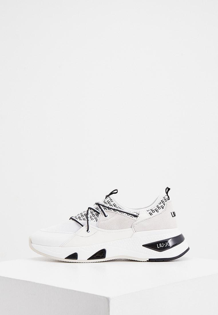 Женские кроссовки Liu Jo (Лиу Джо) 4LJ.LJ101654.T: изображение 1