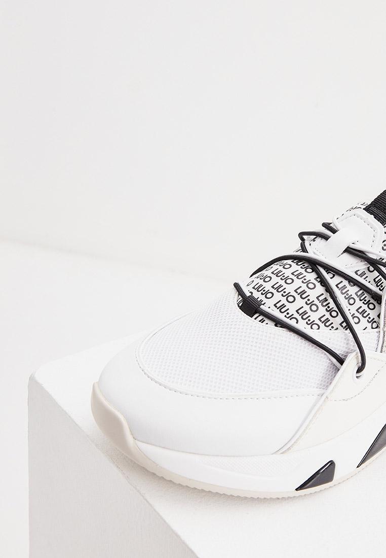 Женские кроссовки Liu Jo (Лиу Джо) 4LJ.LJ101654.T: изображение 4