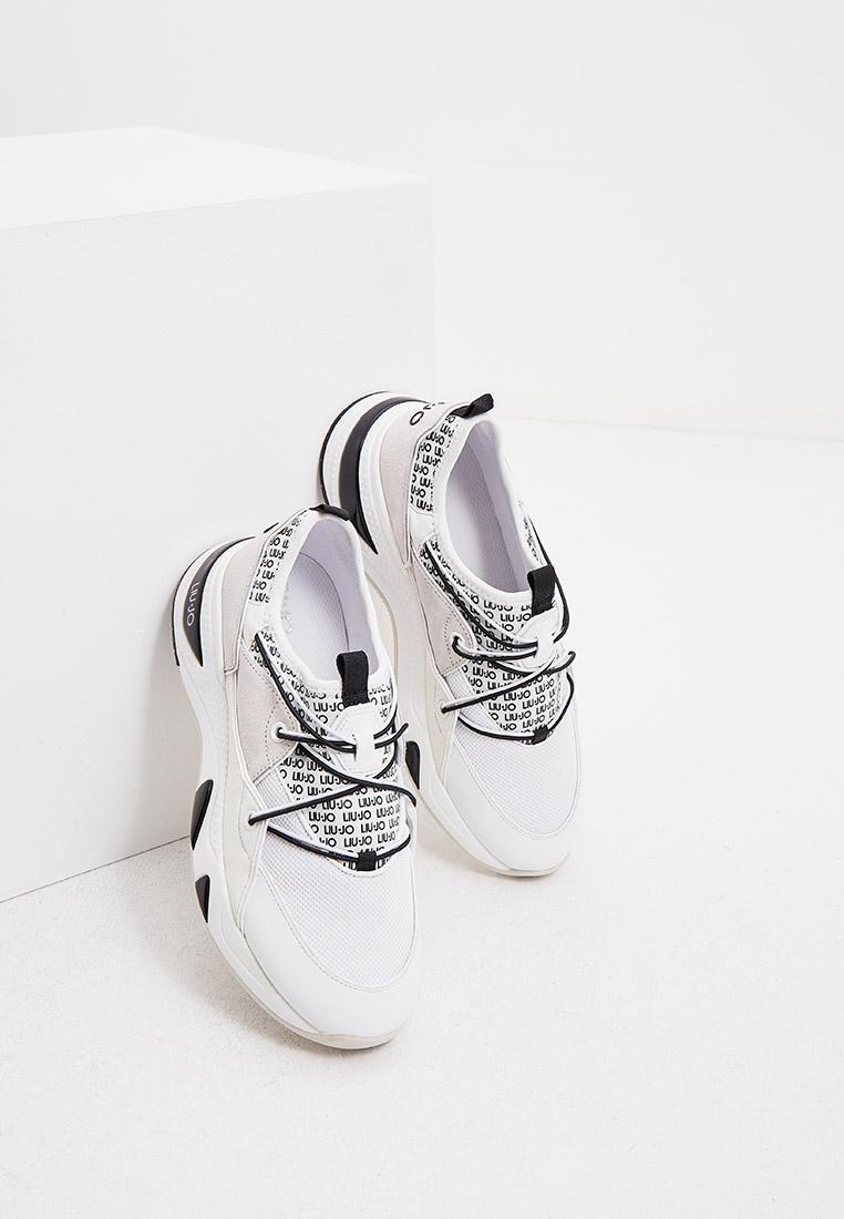 Женские кроссовки Liu Jo (Лиу Джо) 4LJ.LJ101654.T: изображение 5