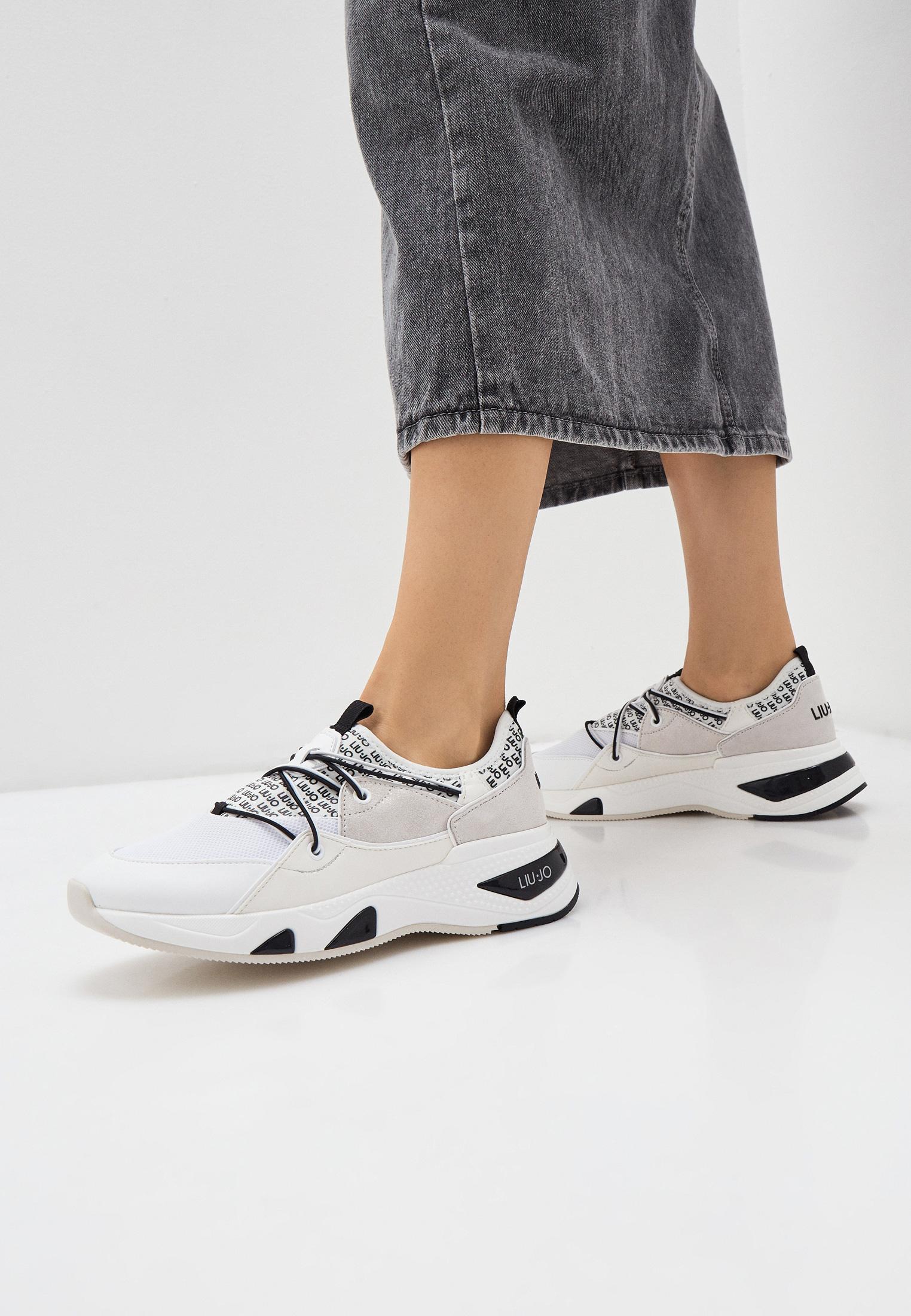 Женские кроссовки Liu Jo (Лиу Джо) 4LJ.LJ101654.T: изображение 6
