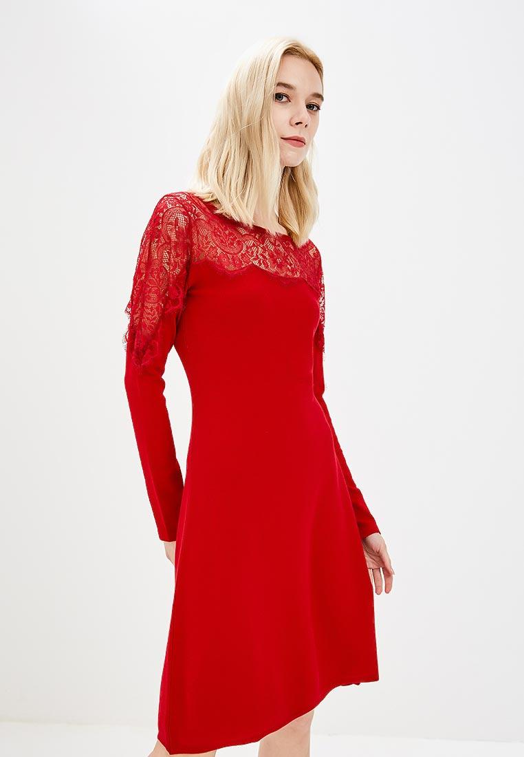 Вязаное платье Liu Jo (Лиу Джо) C68126 MA802