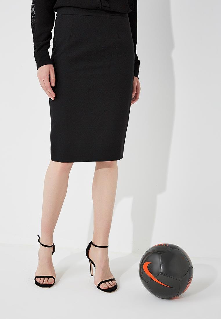 Прямая юбка Liu Jo (Лиу Джо) W68436 T7896