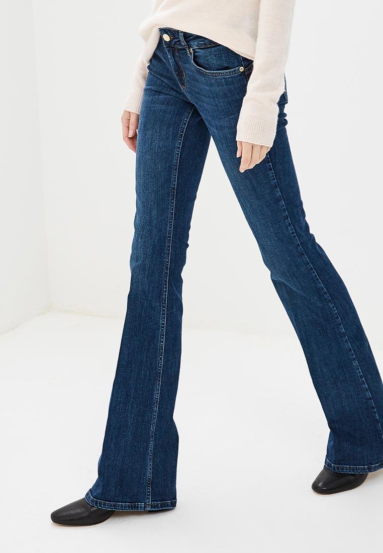 Широкие и расклешенные джинсы Liu Jo (Лиу Джо) U68019 D4127