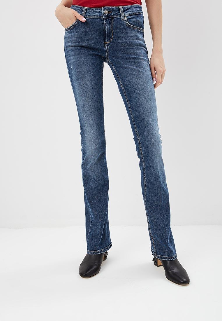 Широкие и расклешенные джинсы Liu Jo (Лиу Джо) U68032 D4255