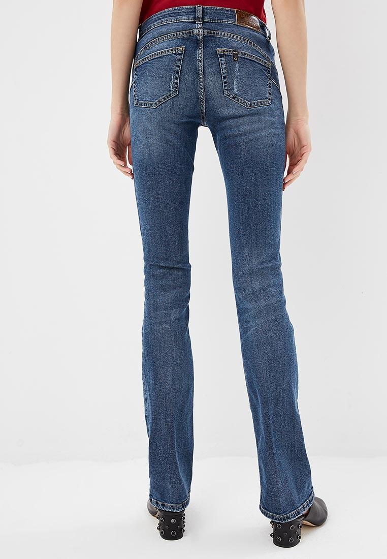 Широкие и расклешенные джинсы Liu Jo (Лиу Джо) U68032 D4255: изображение 3