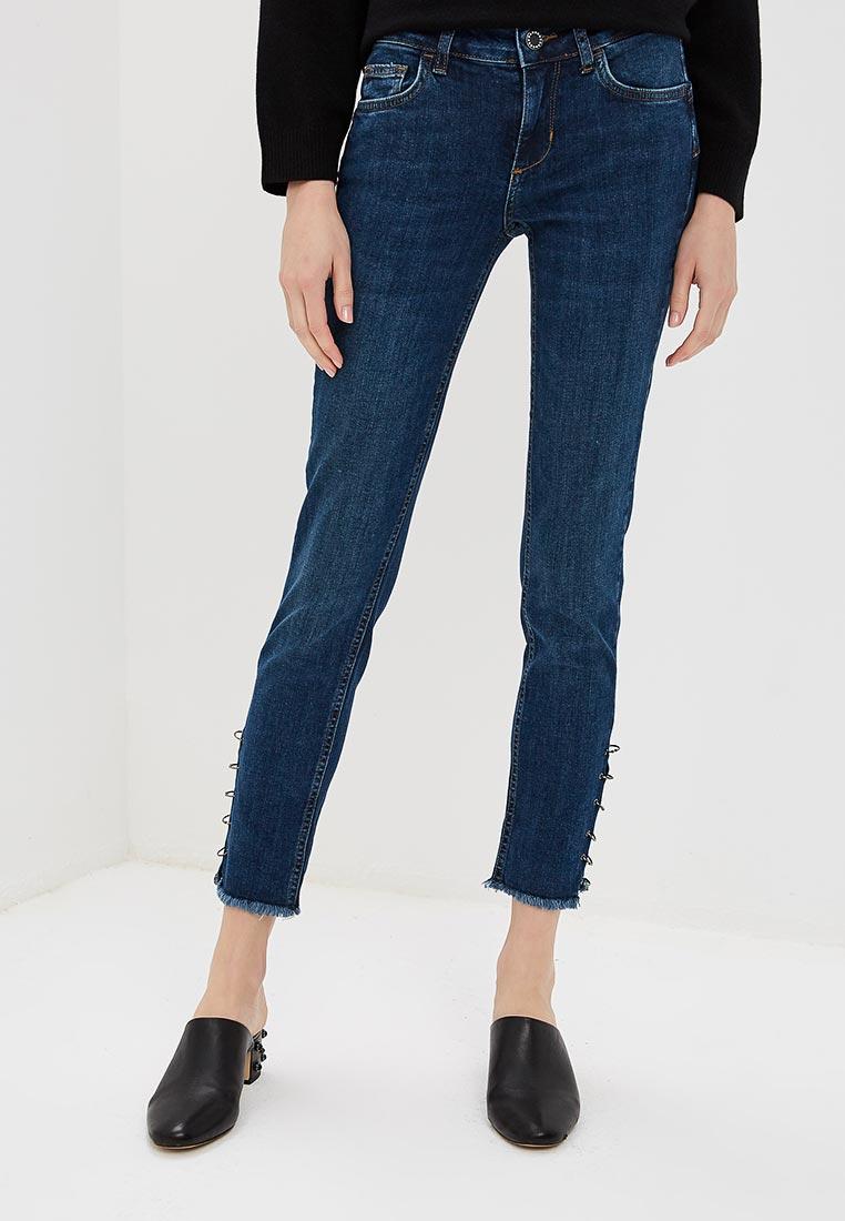 Зауженные джинсы Liu Jo (Лиу Джо) U68009 D4127