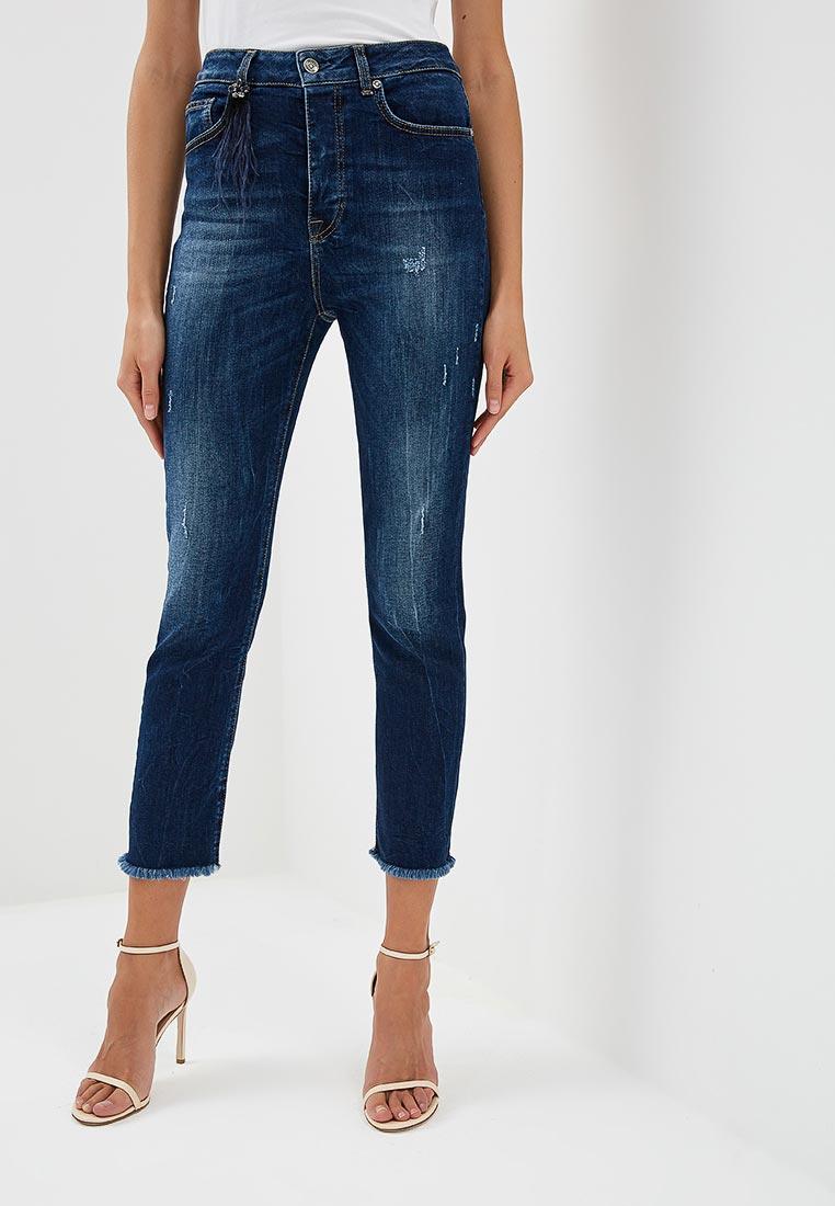 Зауженные джинсы Liu Jo (Лиу Джо) U68035 D4270: изображение 1