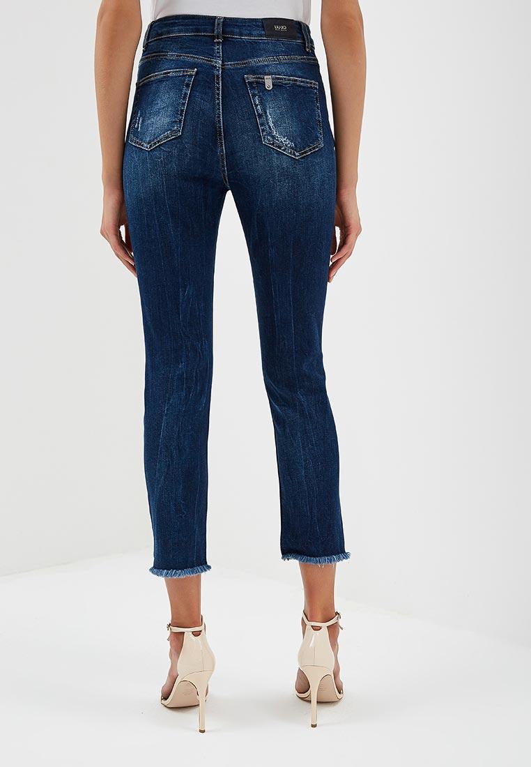 Зауженные джинсы Liu Jo (Лиу Джо) U68035 D4270: изображение 3