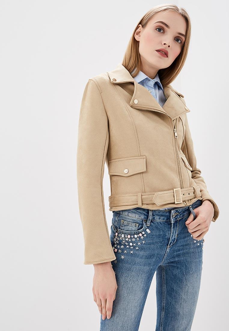 Кожаная куртка Liu Jo (Лиу Джо) W19016 E0601