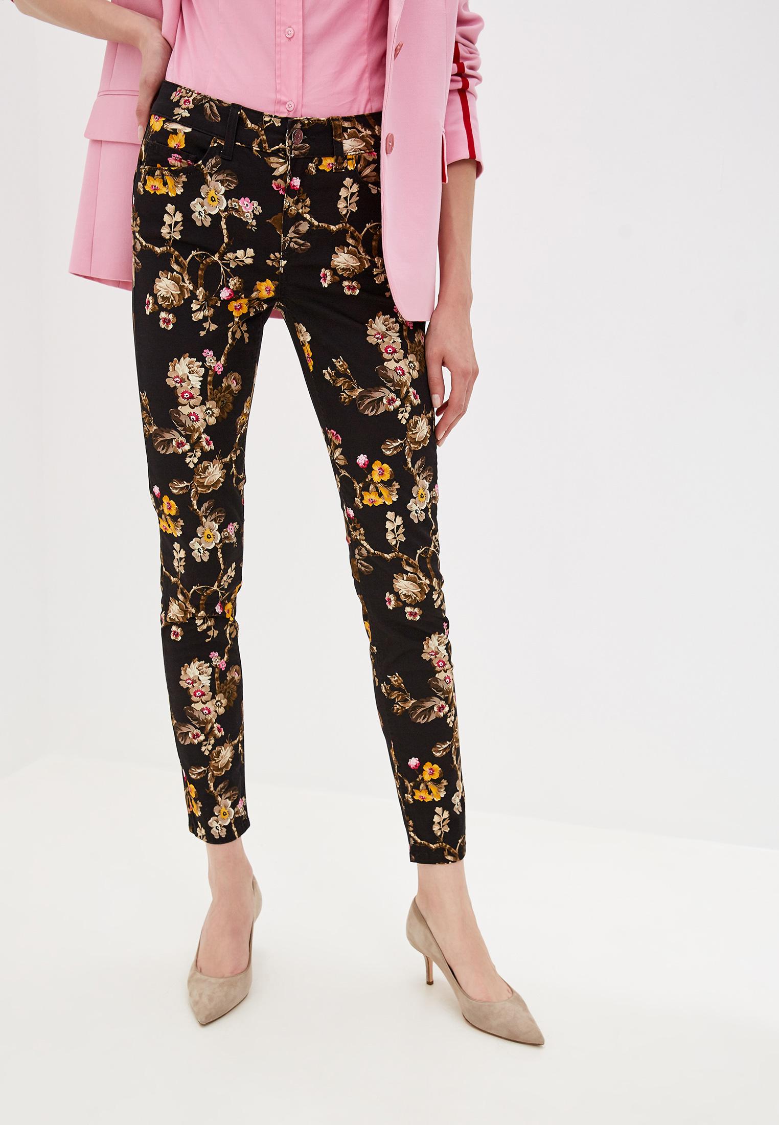 Женские классические брюки Liu Jo (Лиу Джо) W69084 T8191