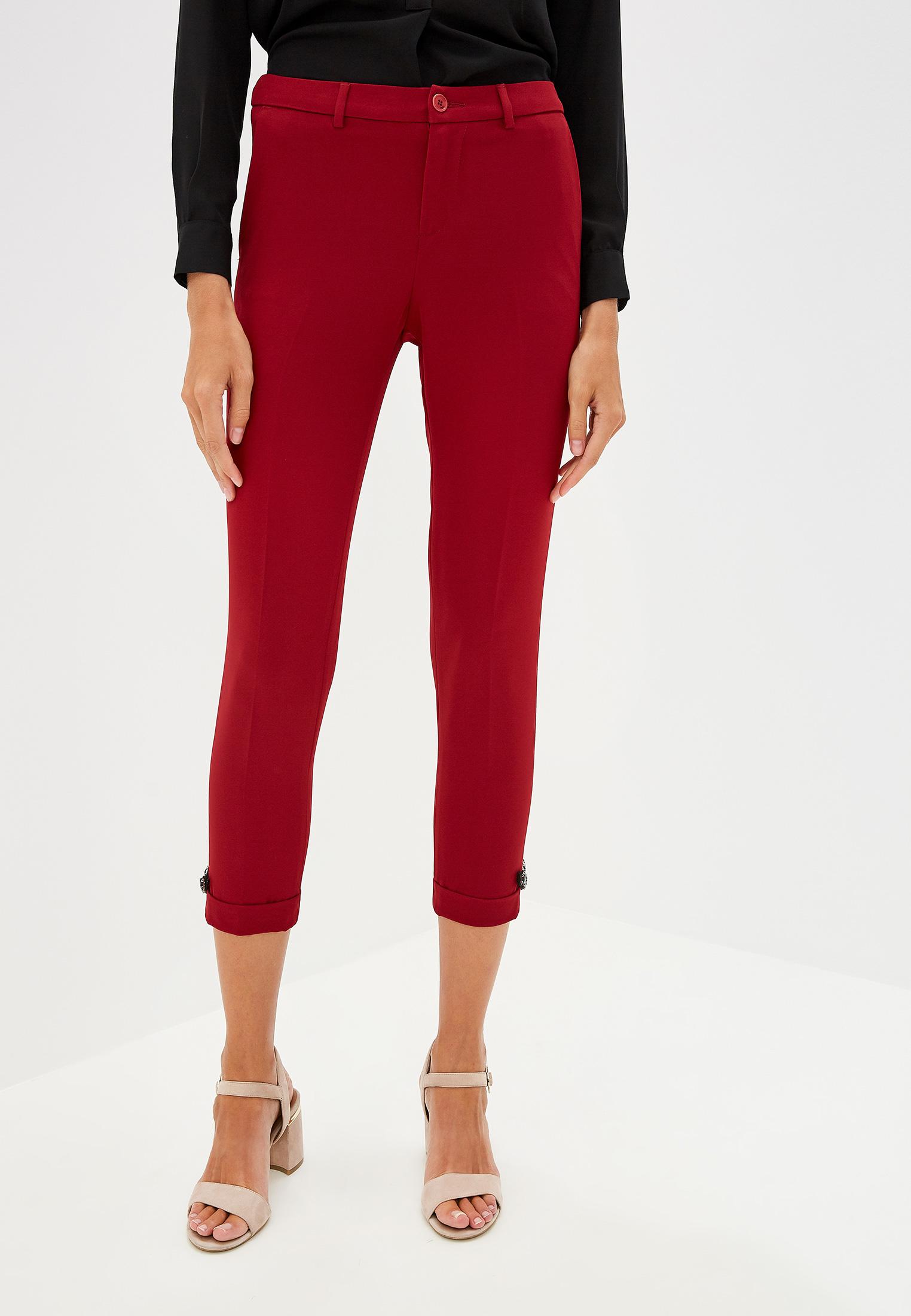 Женские классические брюки Liu Jo (Лиу Джо) W69311 T3003