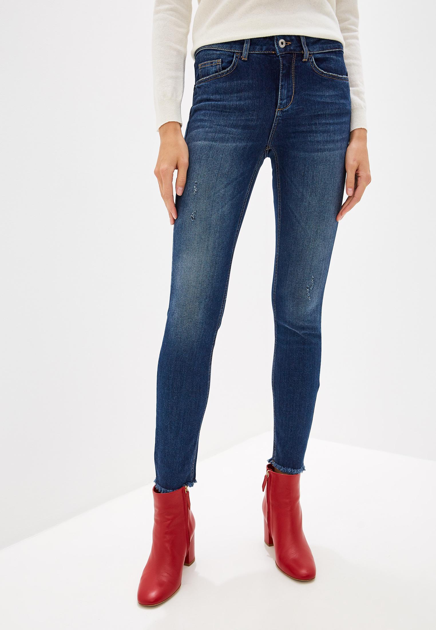 Зауженные джинсы Liu Jo (Лиу Джо) U69013 D4383