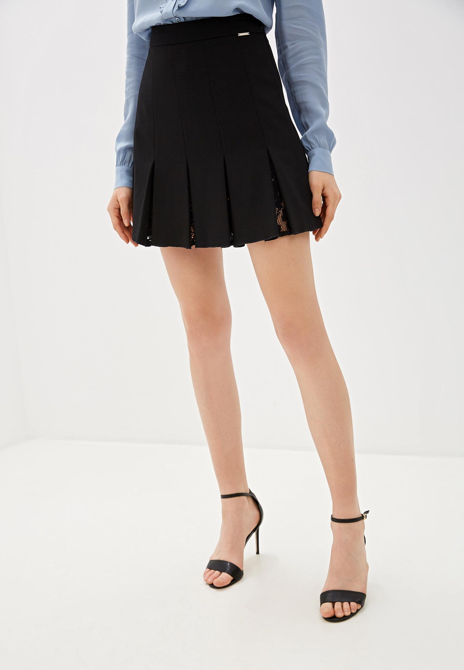 Широкая юбка Liu Jo (Лиу Джо) C69135 T1801