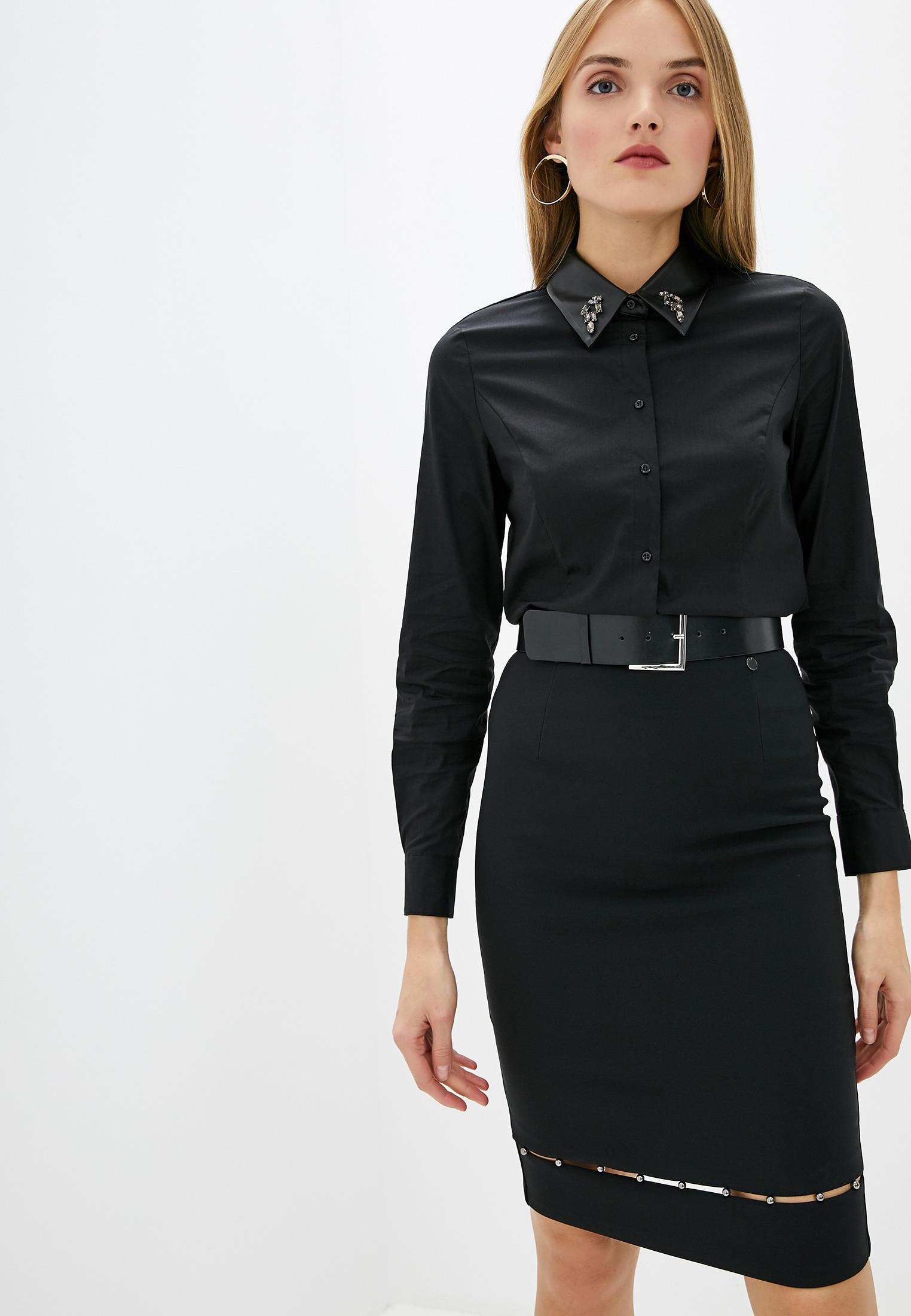 Женские рубашки с длинным рукавом Liu Jo (Лиу Джо) C69188 T5508