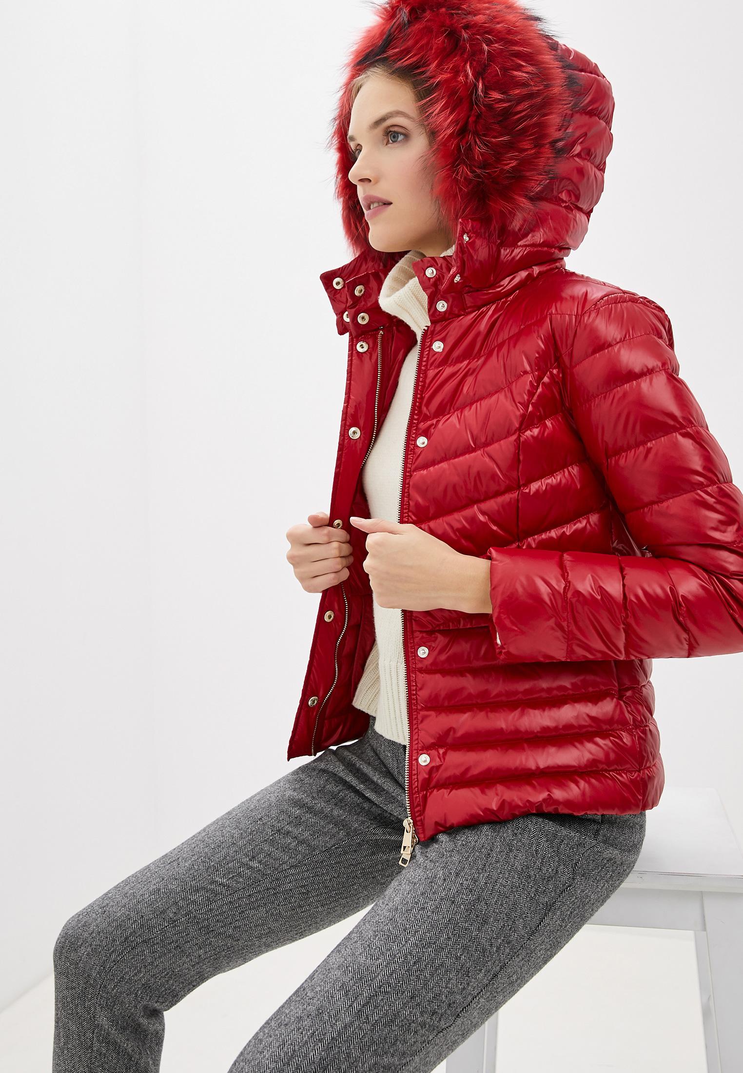 Утепленная куртка Liu Jo (Лиу Джо) L69015 T5603