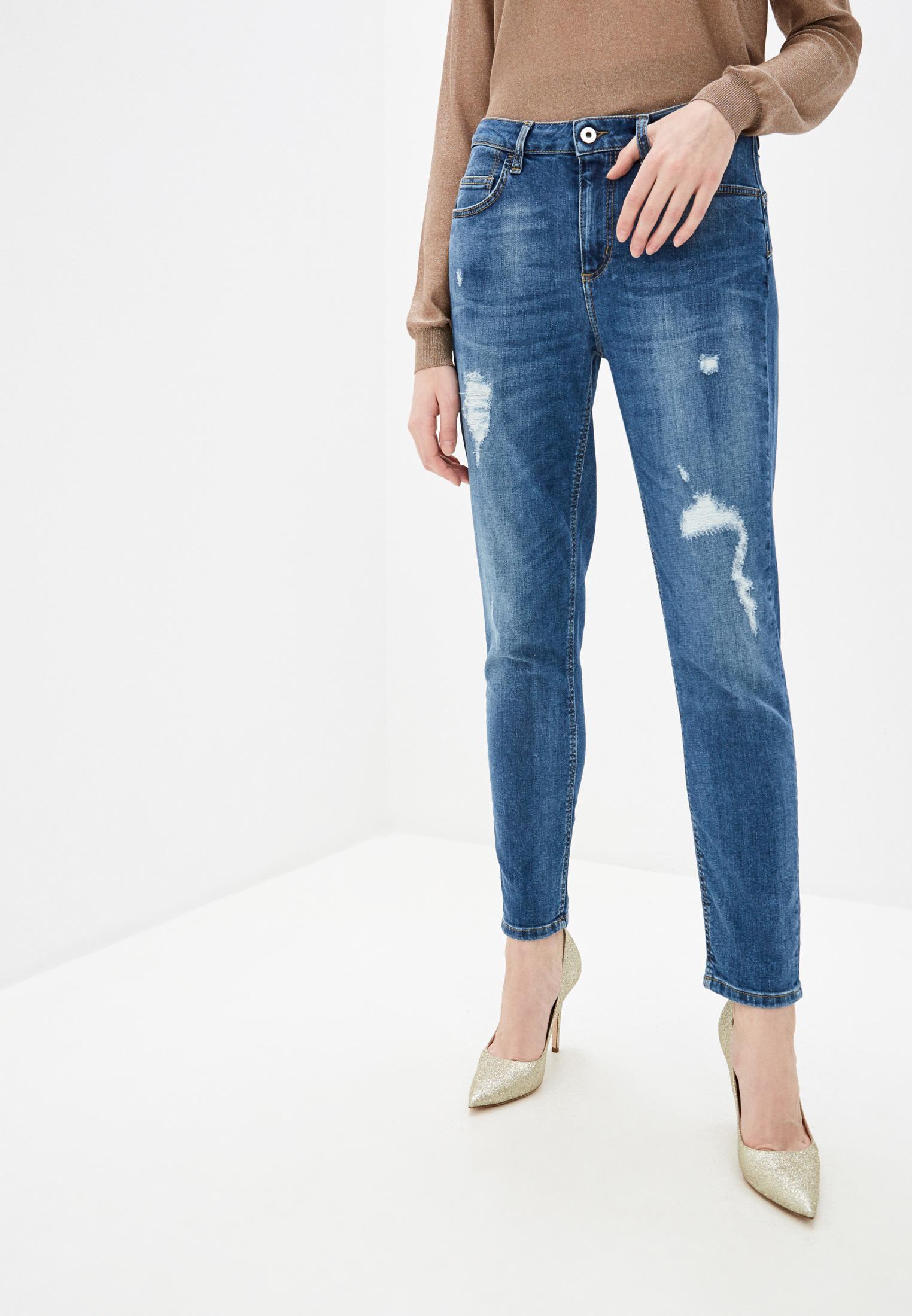 Зауженные джинсы Liu Jo (Лиу Джо) UA0034