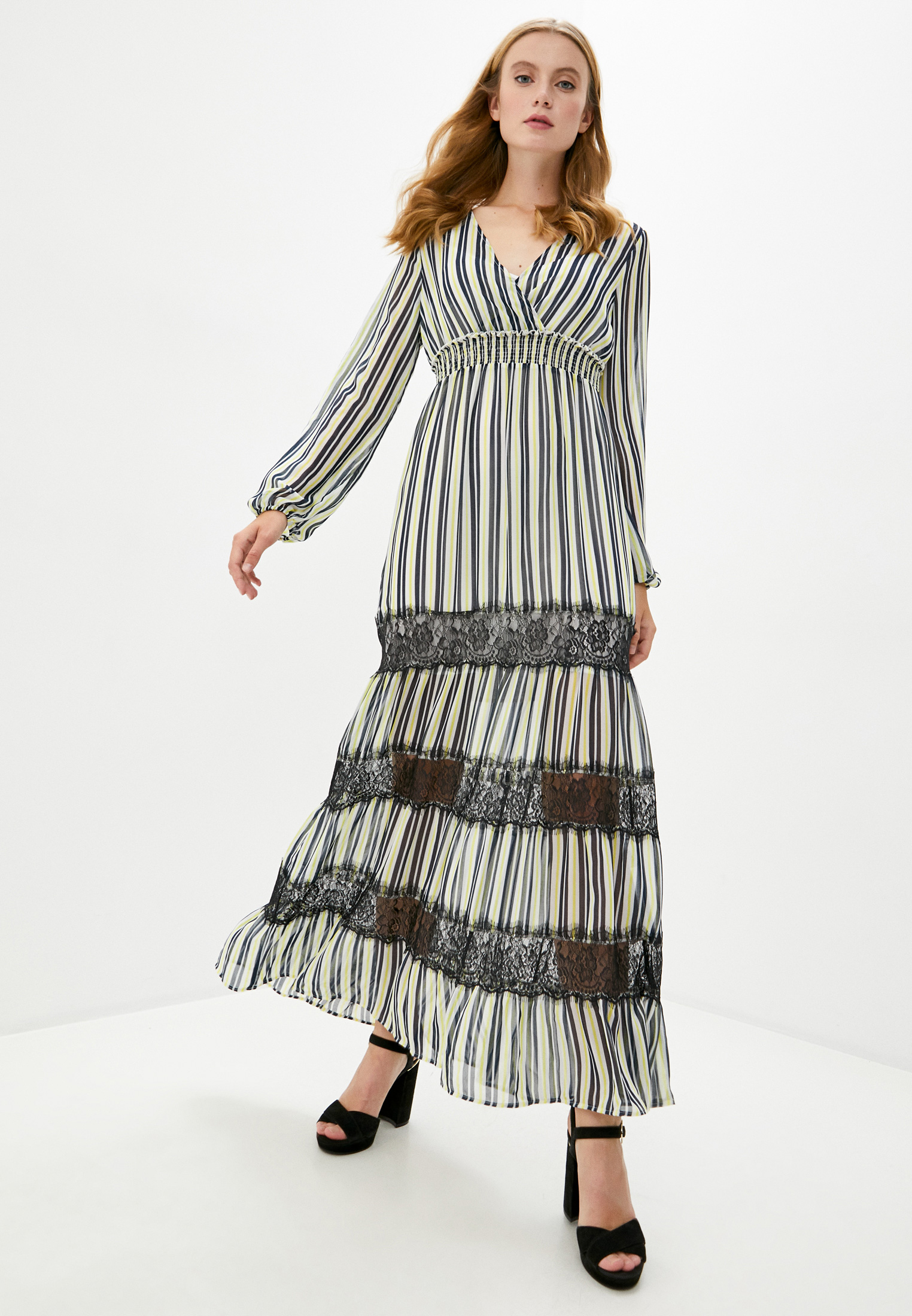 Повседневное платье Liu Jo W19353T0197V9859