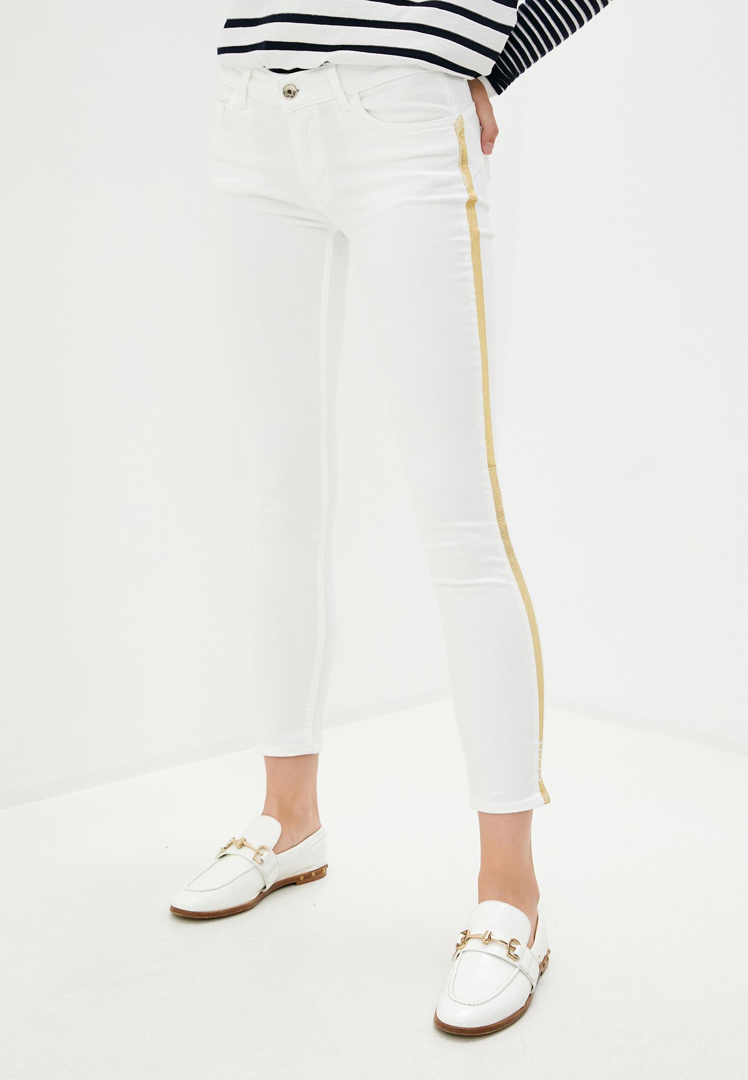 Зауженные джинсы Liu Jo (Лиу Джо) W19390T0182B3240