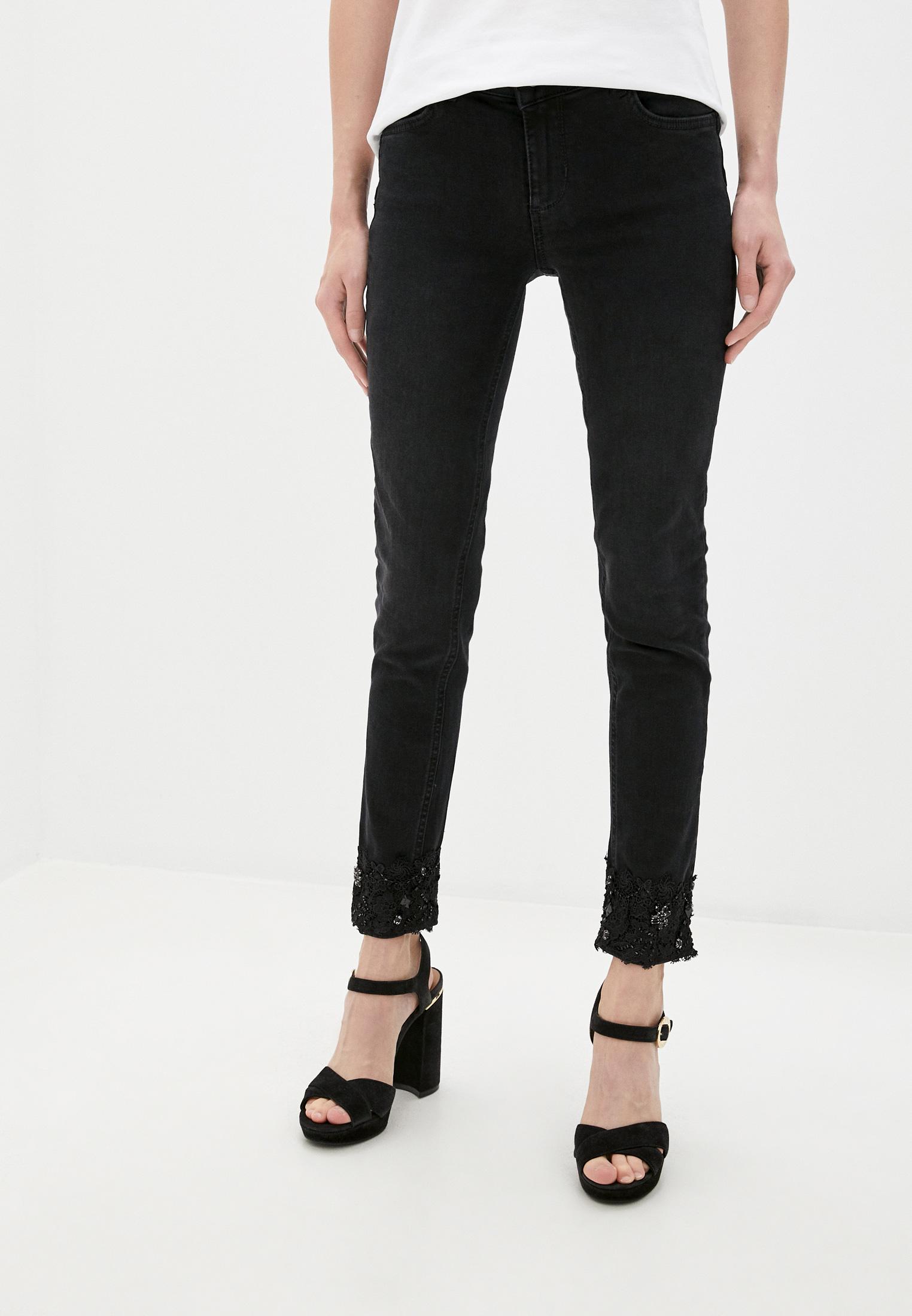 Зауженные джинсы Liu Jo (Лиу Джо) UF0001 D4128