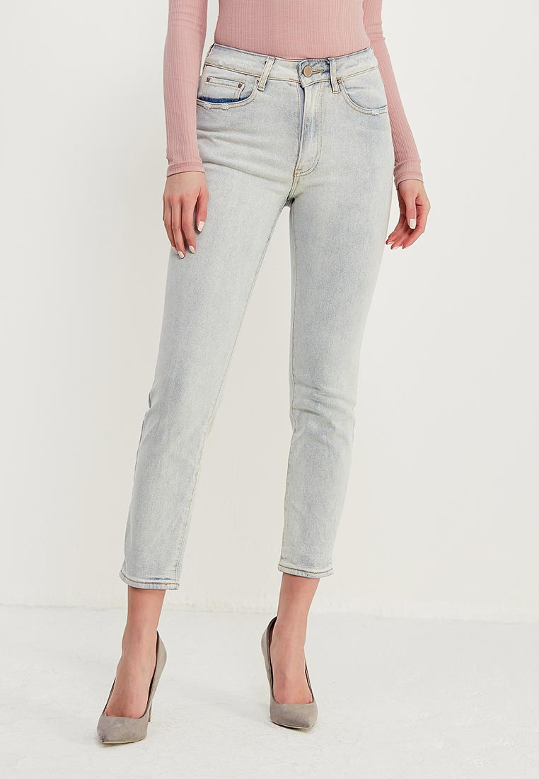 Зауженные джинсы LOST INK. (ЛОСТ ИНК.) 1001114040490028: изображение 1