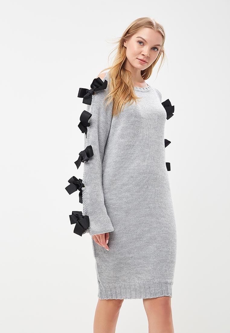 Вязаное платье LOST INK (ЛОСТ ИНК) 601119051560016