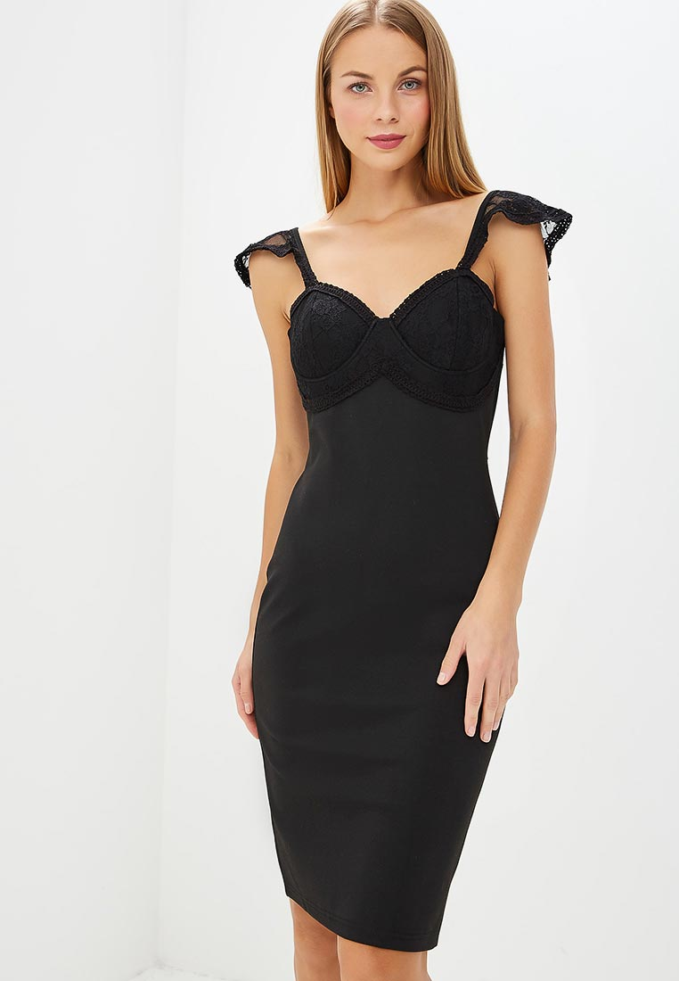 Платье-миди LOST INK. (ЛОСТ ИНК.) 1101115020250001