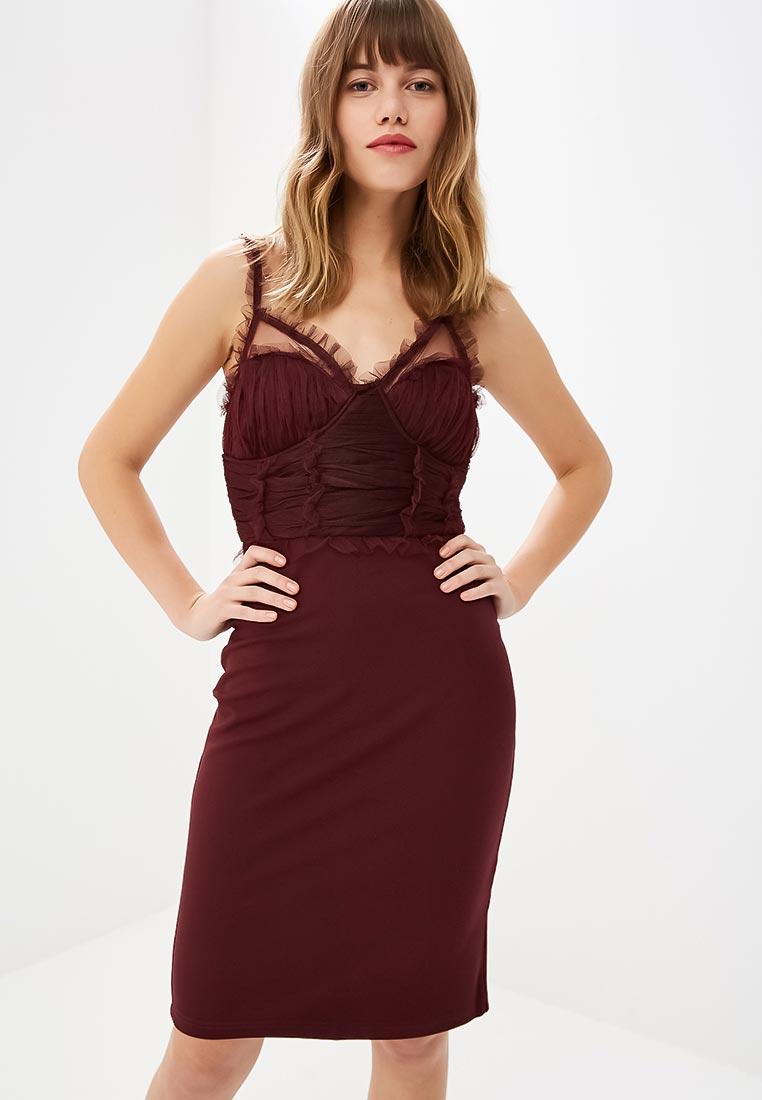 Вечернее / коктейльное платье LOST INK. (ЛОСТ ИНК.) 1101115021470097