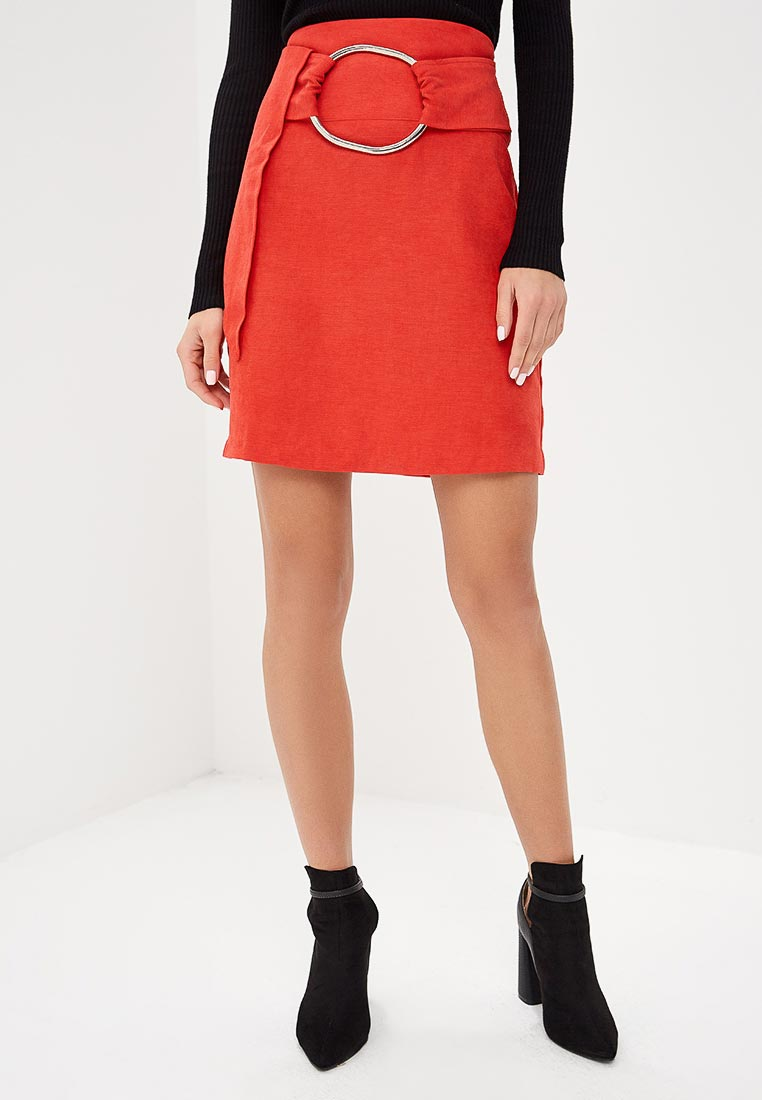Широкая юбка LOST INK (ЛОСТ ИНК) 1101112090290055