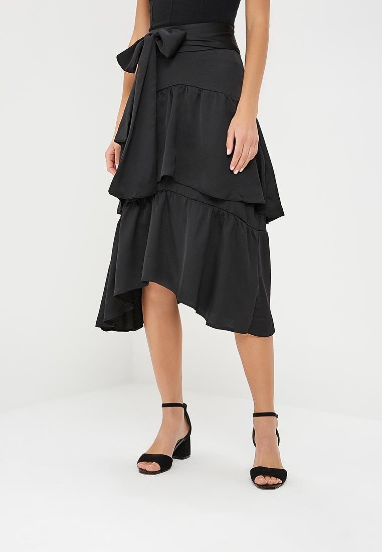 Широкая юбка LOST INK (ЛОСТ ИНК) 1101112090720001