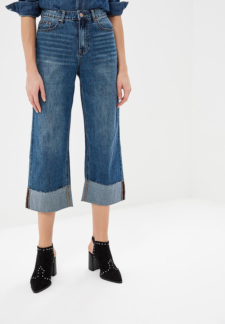 Широкие и расклешенные джинсы LOST INK. (ЛОСТ ИНК.) 1201114040060025