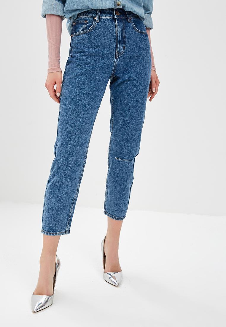 Прямые джинсы LOST INK. (ЛОСТ ИНК.) 1201114040090025