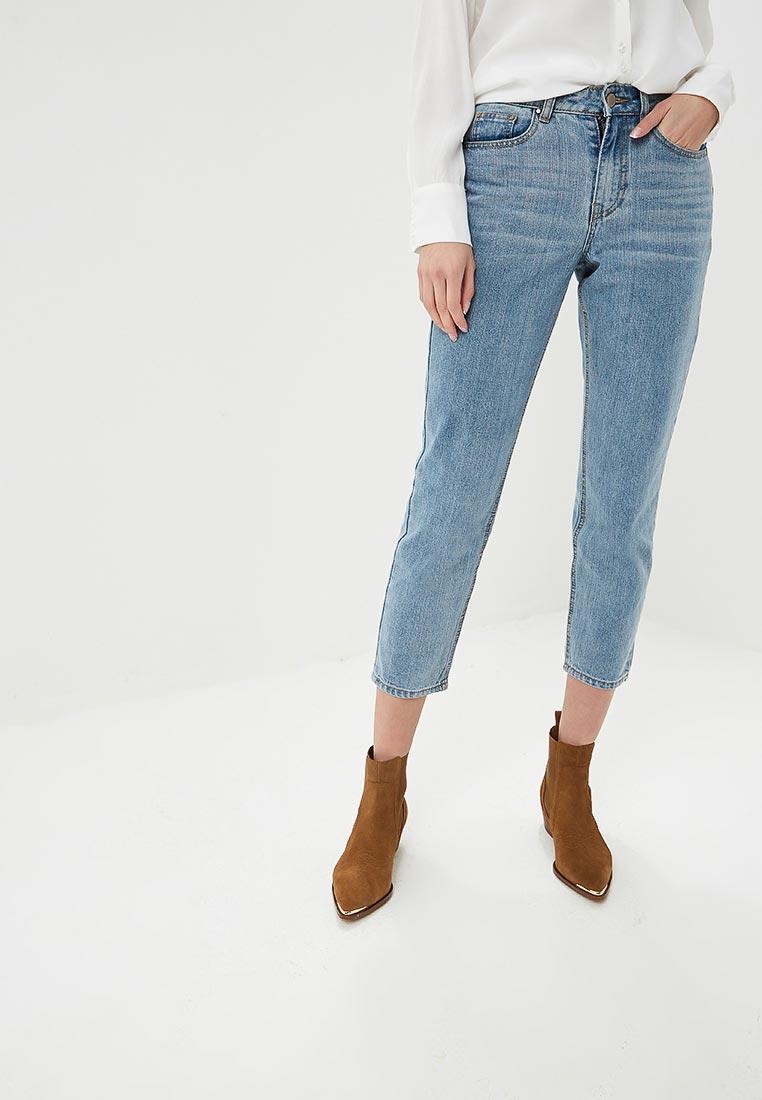 Прямые джинсы LOST INK. (ЛОСТ ИНК.) 1201114040280024