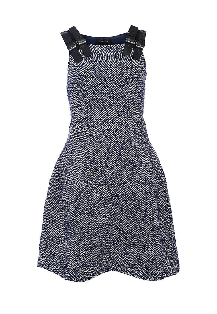 Платье LOST INK. (ЛОСТ ИНК.) FW15LIW1502001001