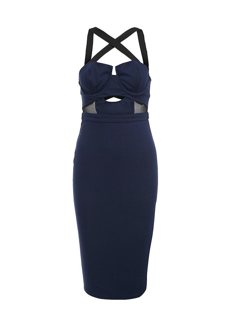 Вечернее / коктейльное платье LOST INK (ЛОСТ ИНК) SS16LIW1502002101