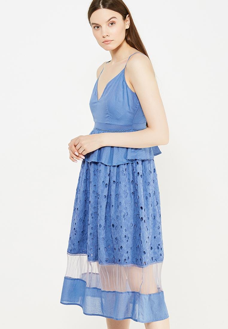 Летнее платье LOST INK. (ЛОСТ ИНК.) SS16LIW1502022101