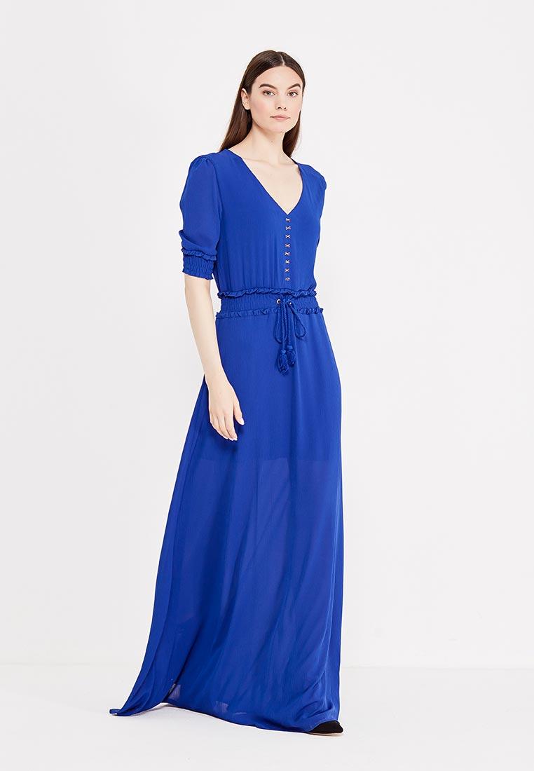 Повседневное платье LOST INK. (ЛОСТ ИНК.) FW16LIW1502018501