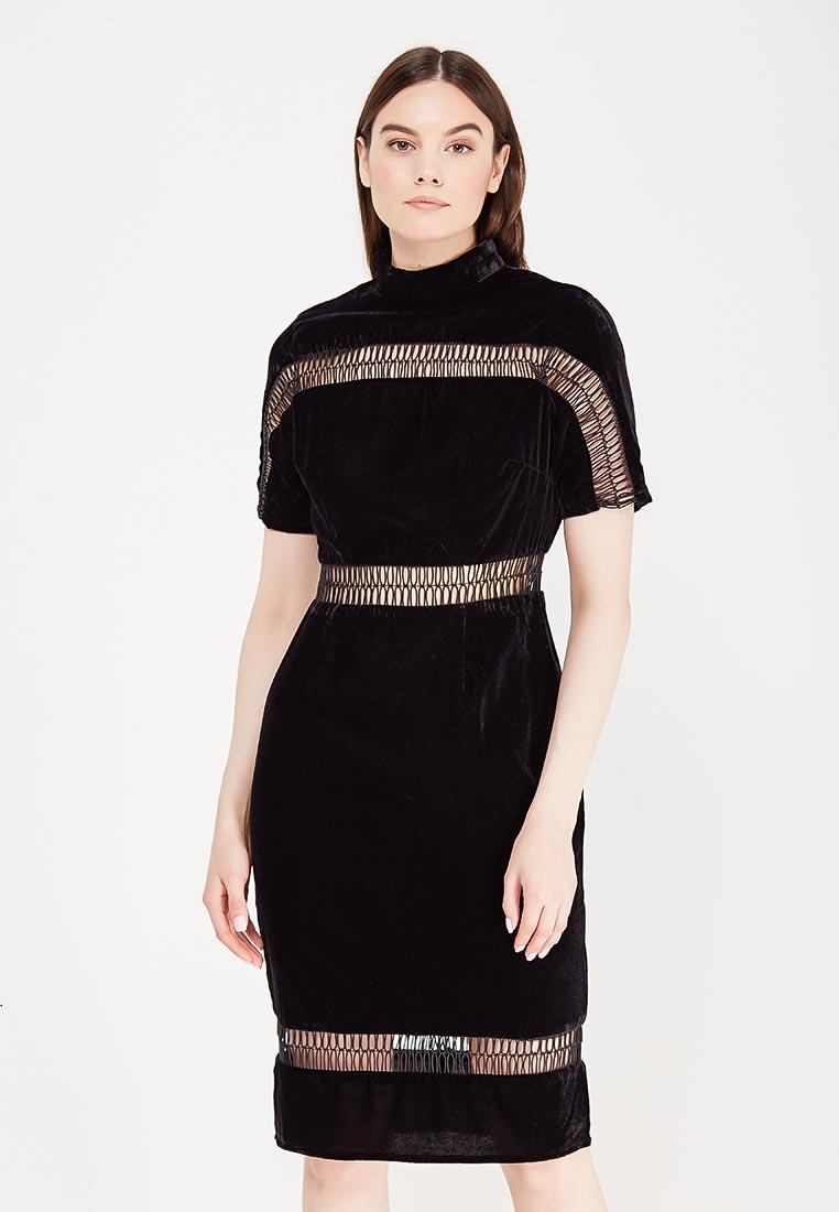 Повседневное платье LOST INK. (ЛОСТ ИНК.) FW16LIW1502028501