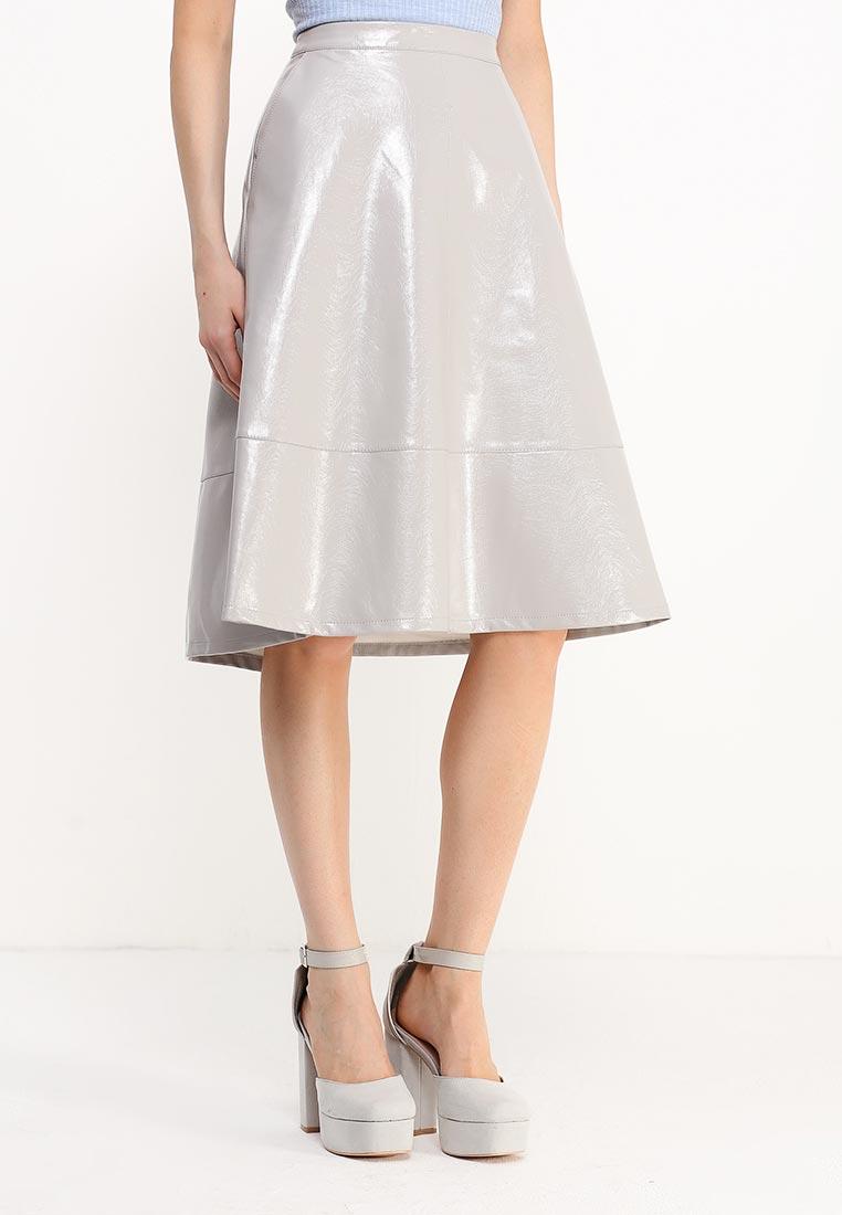 Широкая юбка LOST INK. (ЛОСТ ИНК.) 501112090120018: изображение 3