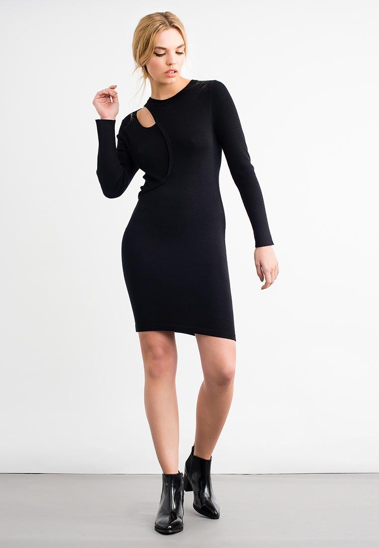 Вязаное платье LOST INK. (ЛОСТ ИНК.) 601119050270001