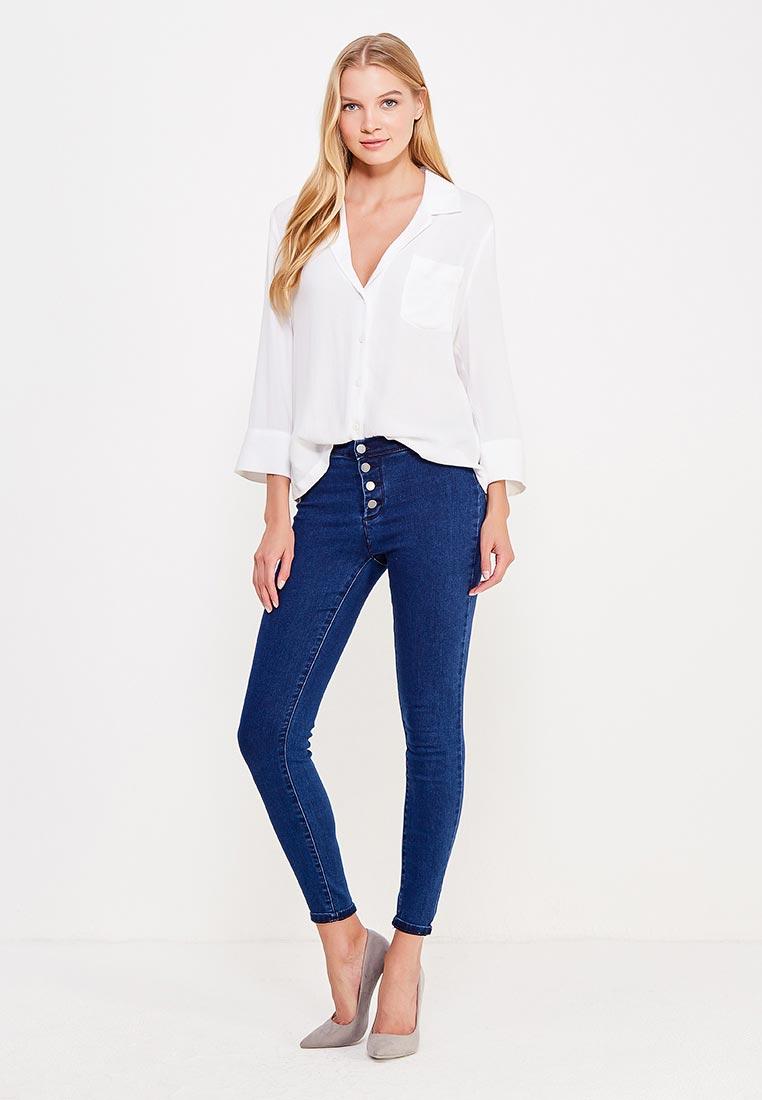 Зауженные джинсы LOST INK. (ЛОСТ ИНК.) 601114040030027: изображение 2