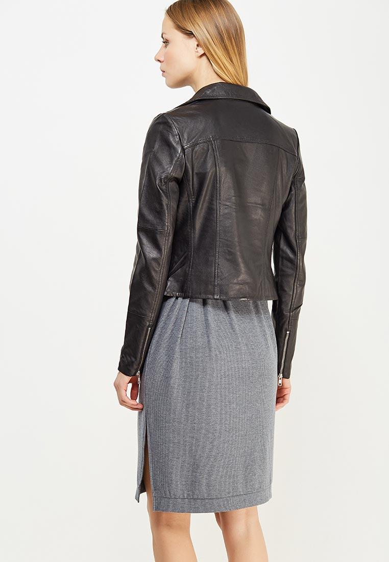 Кожаная куртка LOST INK. (ЛОСТ ИНК.) 601120060230001: изображение 3