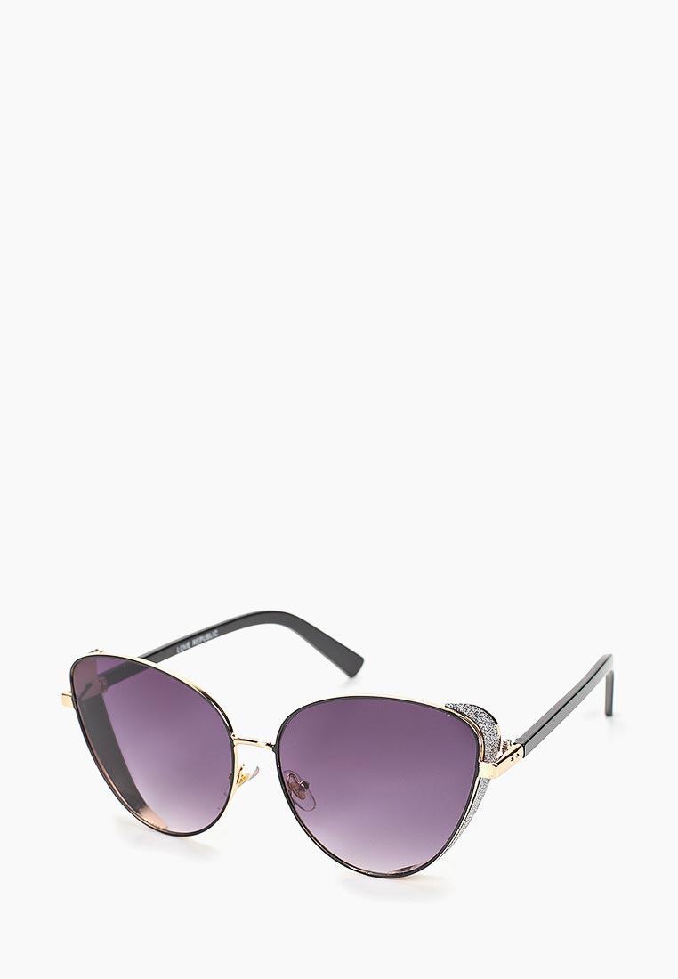 Женские солнцезащитные очки Love Republic 924036008