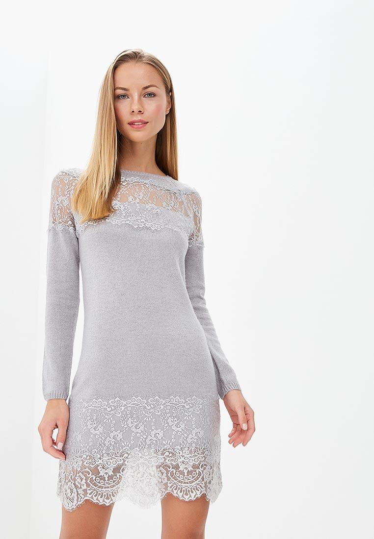 Вязаное платье Love Republic 8359387527