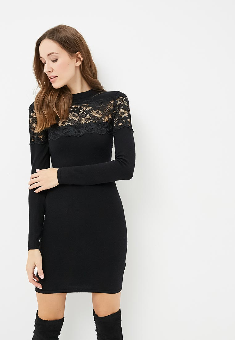 Вязаное платье Love Republic 8451137559