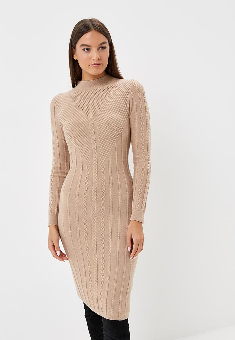 Вязаное платье Love Republic 8450885515
