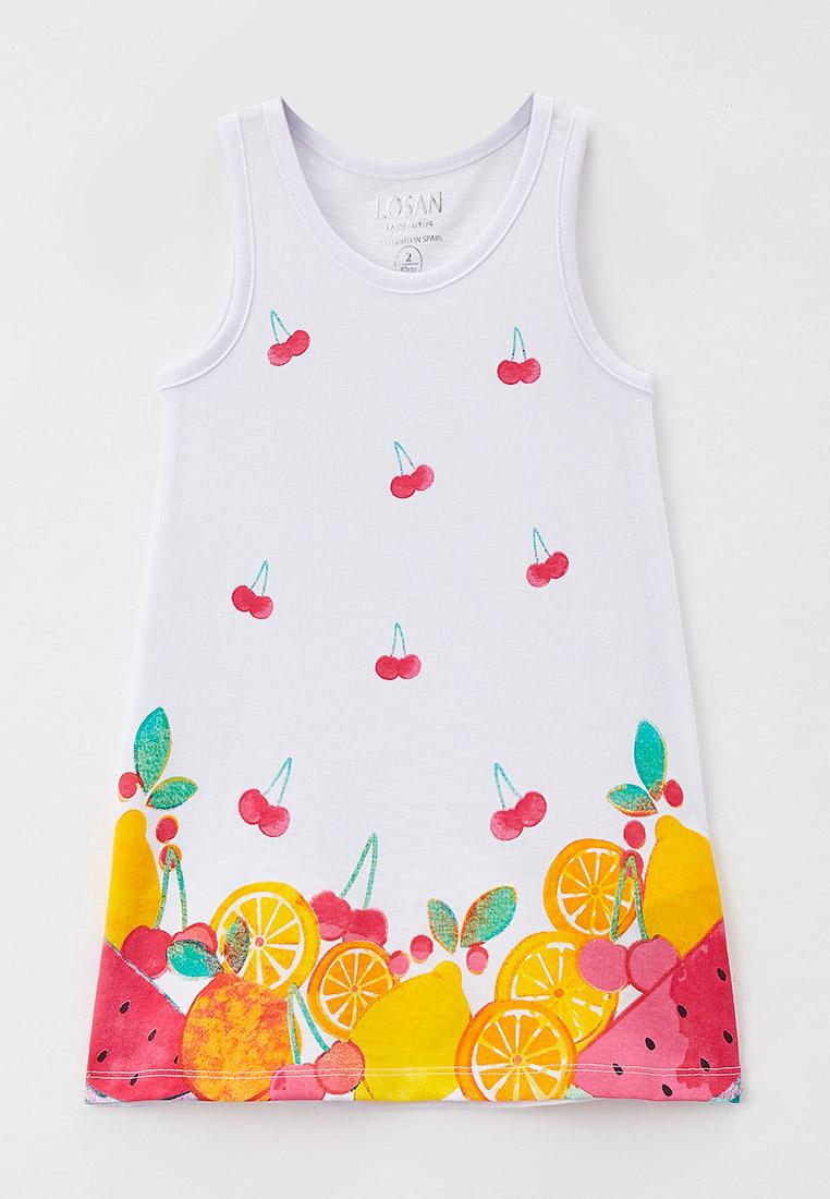 Повседневное платье Losan 116-7006AL