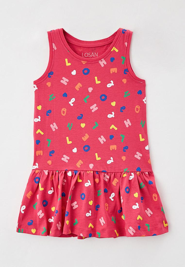 Повседневное платье Losan 116-7016AL
